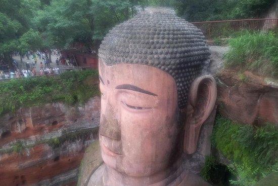 Escursione giornaliera privata: da Chengdu a Leshan e Luocheng in