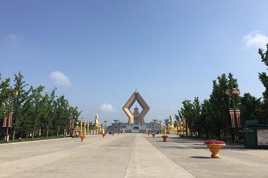 西安からFamen TempleとQian Mausoleumへのプライベートデ…