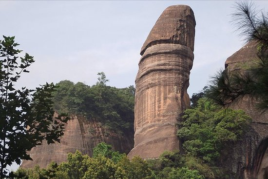 All Inclusive Private Day Trip to Danxia and Nanhua Monastery by...