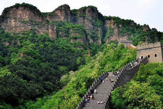 Private Day Tour to Huangyaguan Great...