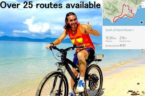 South of Island Bike Ride (Koh Samui)