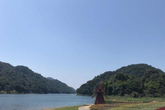 Privater Tagesausflug zum Shimen-Nationalpark und zur heißen Quelle...
