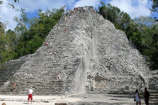Coba, Tulum, Cenote og Mayan Village...