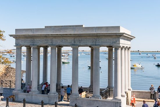 Boston a Cape Cod con Plymouth Rock y entrada Evite las colas en...