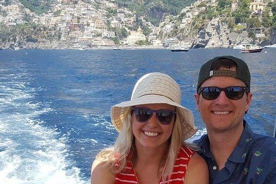 Positano & Amalfi kyst lille gruppe...