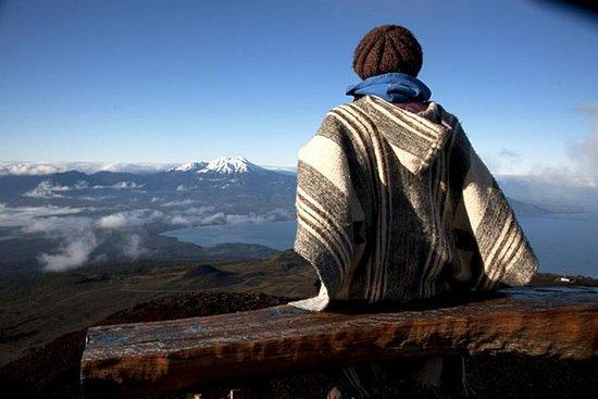 El volcán Osorno y los Saltos de...