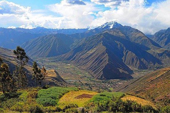 神圣的山谷,皮萨克和Chicón山在库斯科的一天