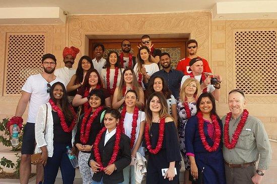 Visite privée d'une journée à Jaipur...