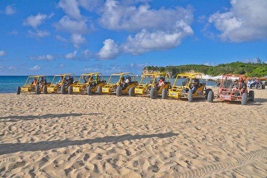Punta Cana Buggy Adventure: Natural Pool, Coffee Plantation and Macao Beach – fénykép