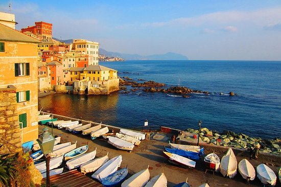 Tagesausflug nach Genua und Portofino...