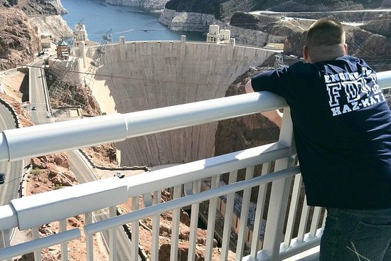 Den ultimata Hoover Dam-turen