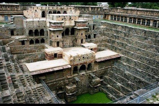 Фотография Abhaneri Step Wells Private Day Tour with Lunch