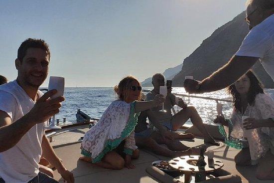 Half Day Private Capri Boat Tour From Sorrento