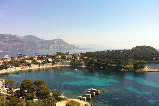 Riviera francesa en un día