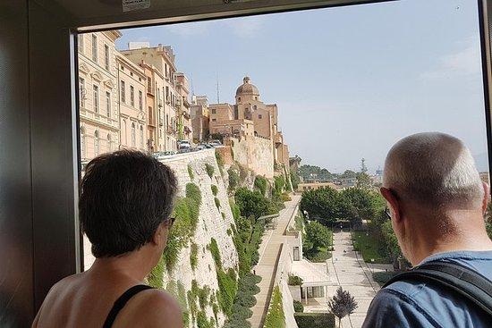 Recorrido sencillo de Cagliari