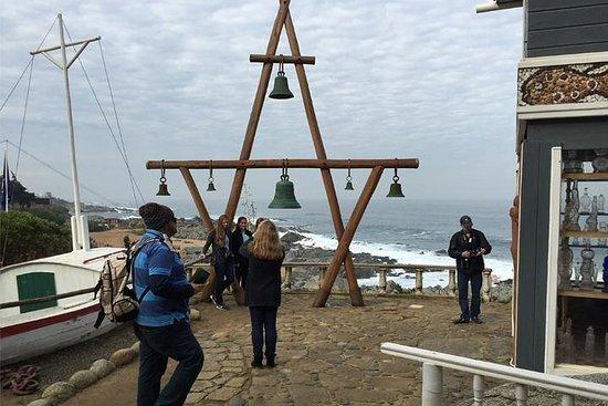 Liten gruppe tur til Isla Negra, San Alfonso del Mar og Pomaire