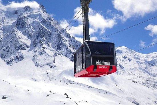 Tagesausflug nach Chamonix Montblanc...