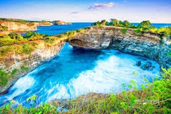 Excursion d'une journée à l'île de Nusa...