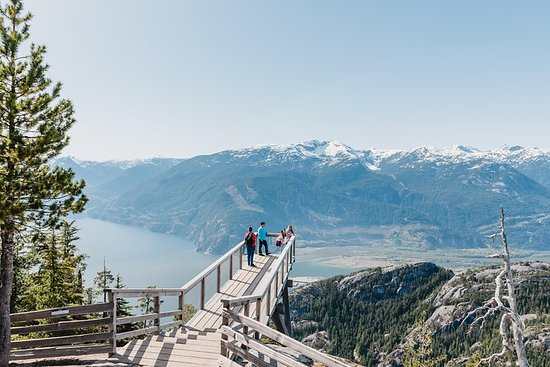 Whistler og Sea to Sky Gondola Tour