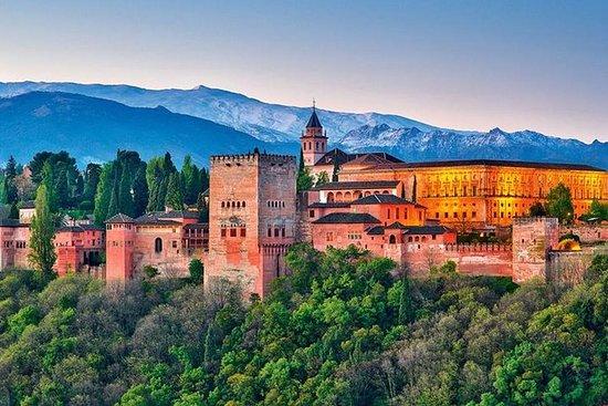 Führung durch die Alhambra von Malaga...