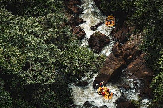 Sports d'aventure et rafting en eau...