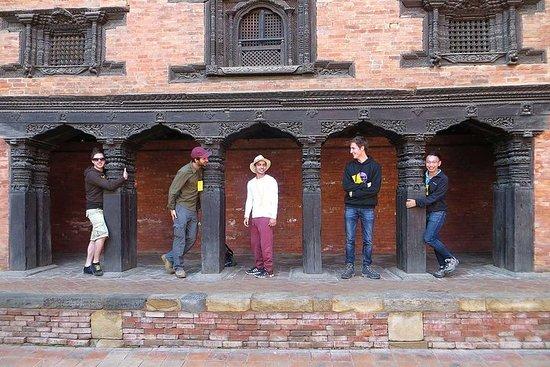 1 jour Kathmandu à découvert avec...