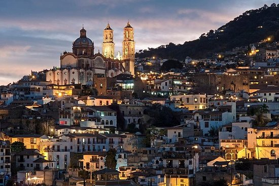 Tagesausflug von Mexico City nach Taxco...