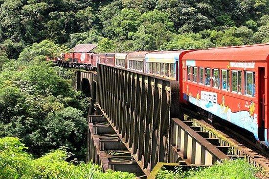 Serra Verde Express: Excursão ferroviária para Morretes e Antoninna...