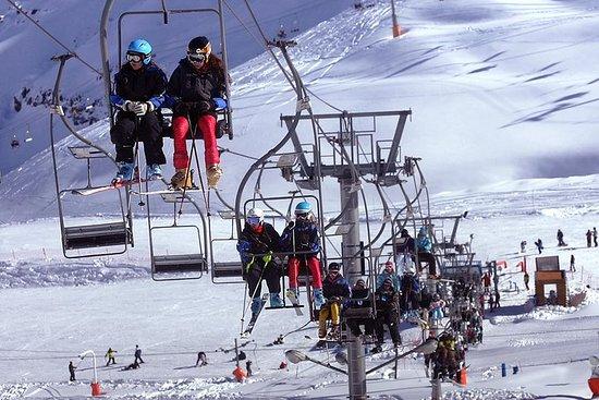 Excursión privada: Valle Nevado y...