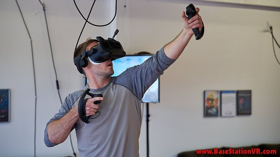 VR Time!