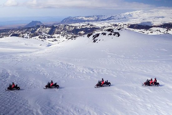 Costa meridionale dell'Islanda e giro
