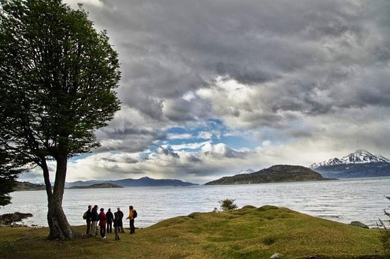 Parque Nacional Tierra del Fuego con...
