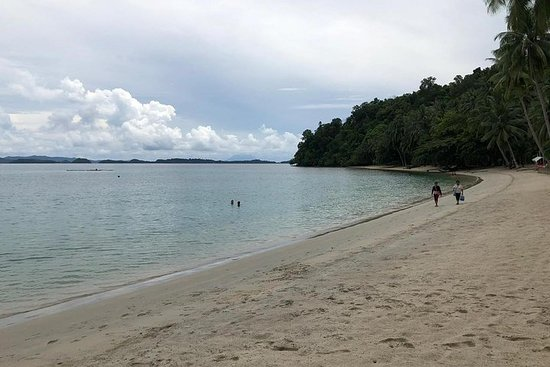 Private Port Barton Beach Day Tour From Puerto Princesa