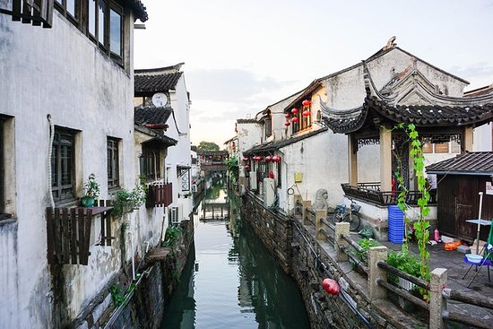 Private Full Day Tour to Suzhou from...