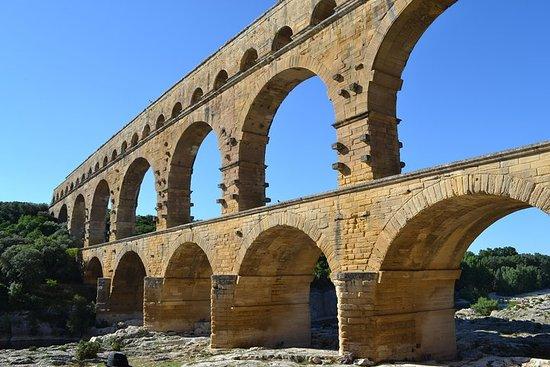 Privat dagstur til Nimes, Pont du Gard og Oransje fra Arles