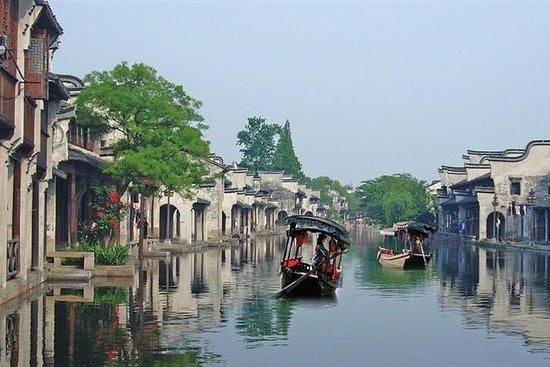 Tour privato di Nanxun Ancient Water Town da Hangzhou