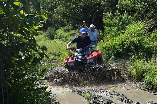 ATV Tour Cenizaro Estate à Guanacaste