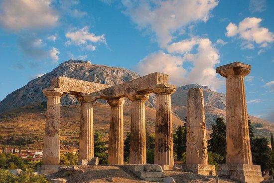 雅典-科林斯半日游