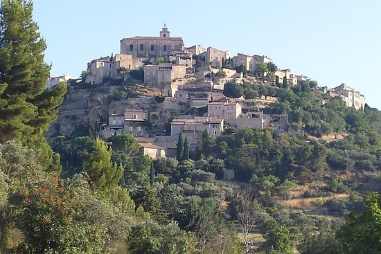 Half-Day Luberon, Roussillon, and...