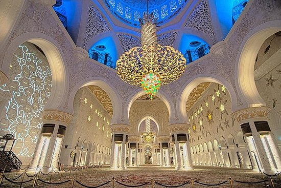 Half-Day Grand Mosque Tour