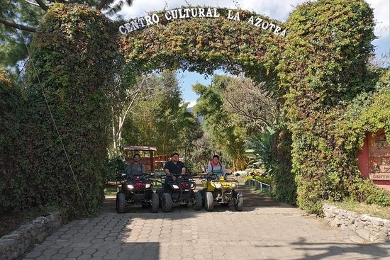 Antigua ATV Coffee Tour