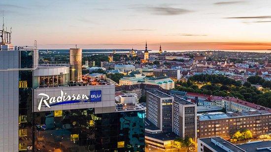 Radisson Blu Sky Hotel, Tallinn, hoteles en Tallin