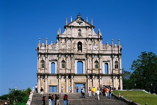 Macau Sightseeing Day Trip from Hong Kong With Lunch Fotografie