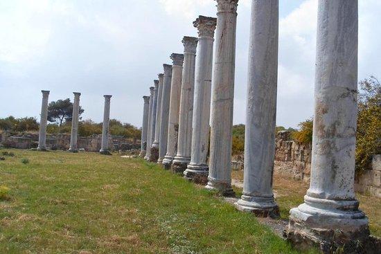 Excursion à Famagouste et Salamis...