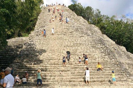 4 em 1 dia Tour Tulum Coba Cenote e...