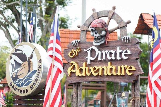 Melaka Pirate Adventure & Shore...