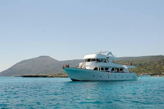Sea Star half-day Cruise from Limassol