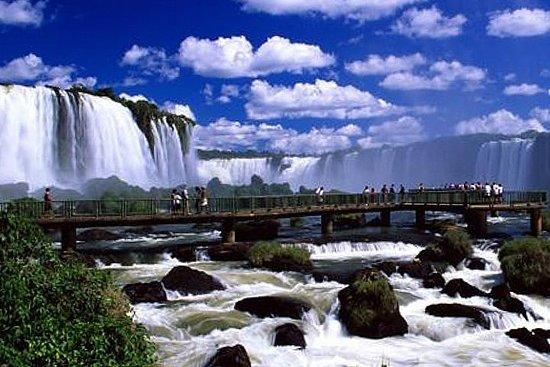 Cataratas do Iguaçu, lado brasileiro.