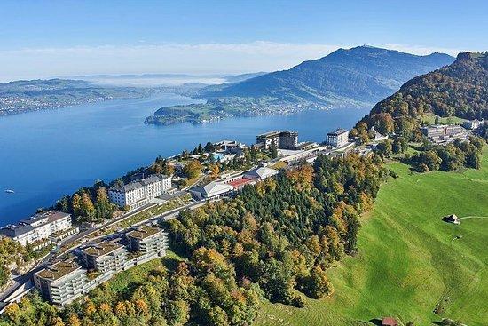 Gita di un giorno a Lucerna e Bürgenstock da Zurigo