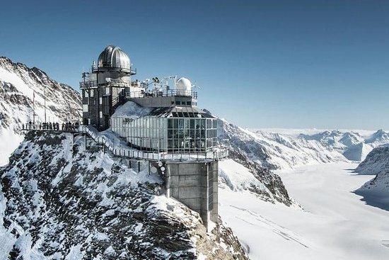 Tagesausflug in die Schweizer Alpen ab...